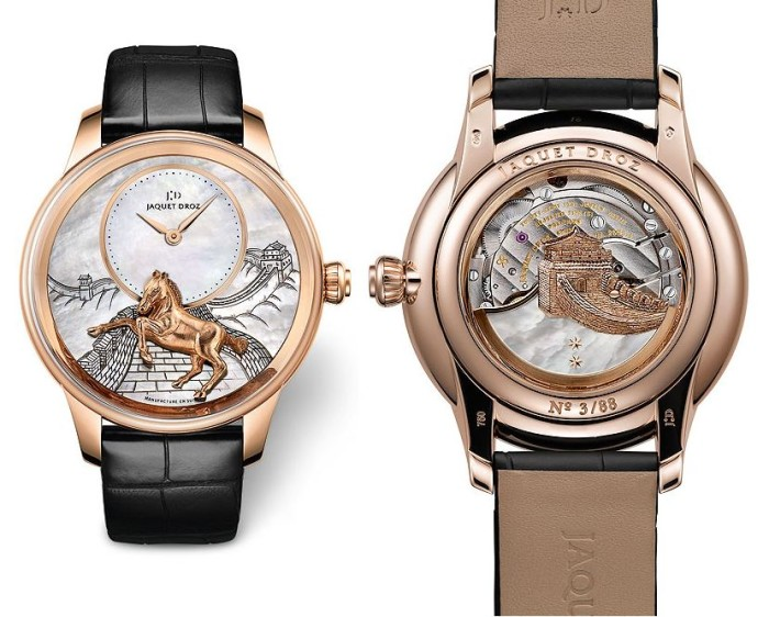 Jaquet Droz - Year of the Horse 4