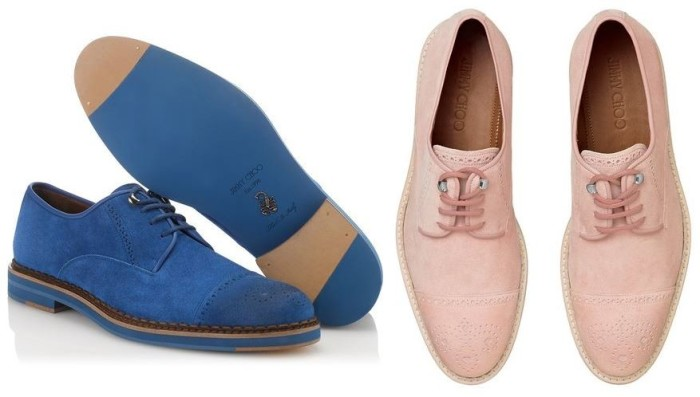 Jimmy Choo Spring Summer 2014 Mens Shoes - Whitcomb