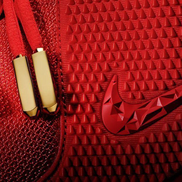 Kanye West's Nike Red October 3