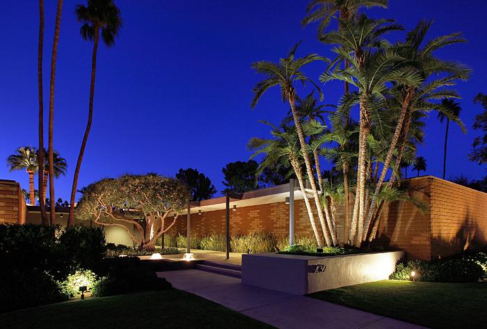 Leonardo DiCaprio Palm Springs Home 1