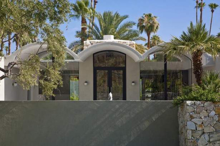 Leonardo DiCaprio Palm Springs Home 5