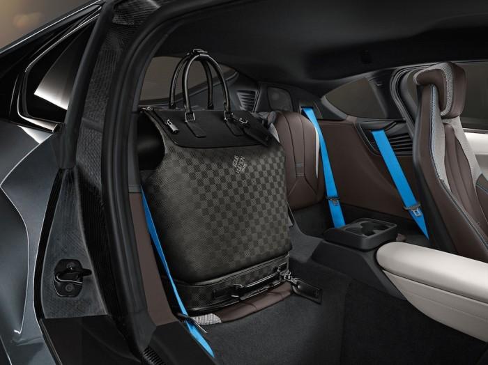 Louis Vuitton - BMW i8 Luggage Set 3