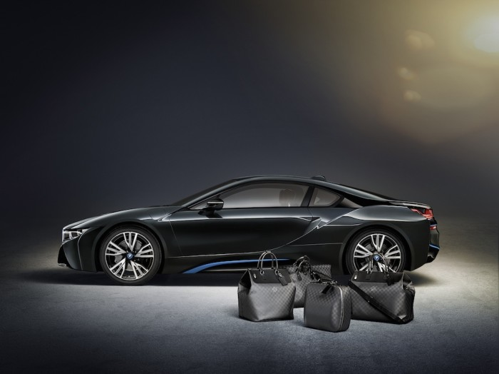 Louis Vuitton - BMW i8 Luggage Set 5