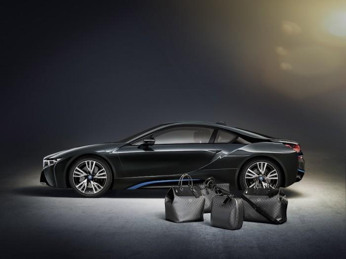 Louis Vuitton - BMW i8 Luggage Set 5