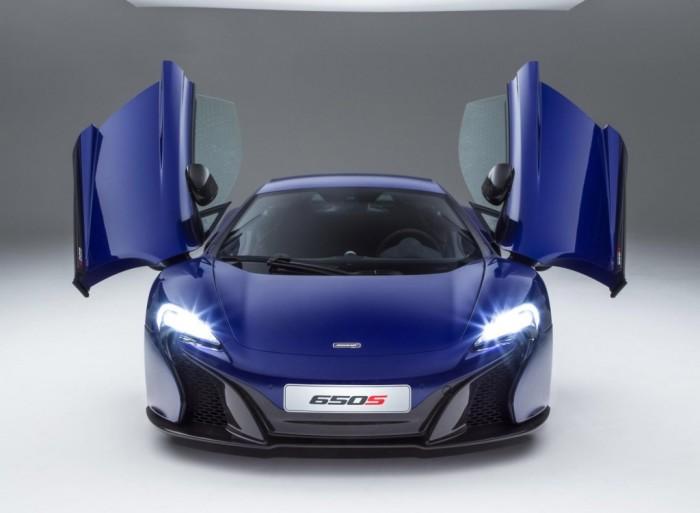McLaren 650S - 2