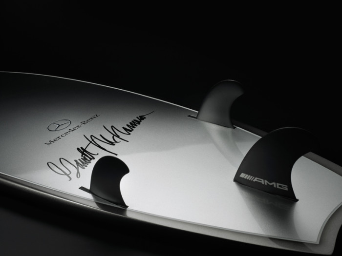 Mercedes-Benz Surfboard 4