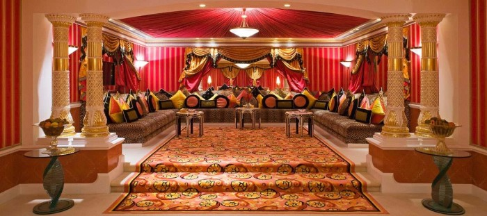 Most Extravagant Hotel Suites - Burj Al Arab