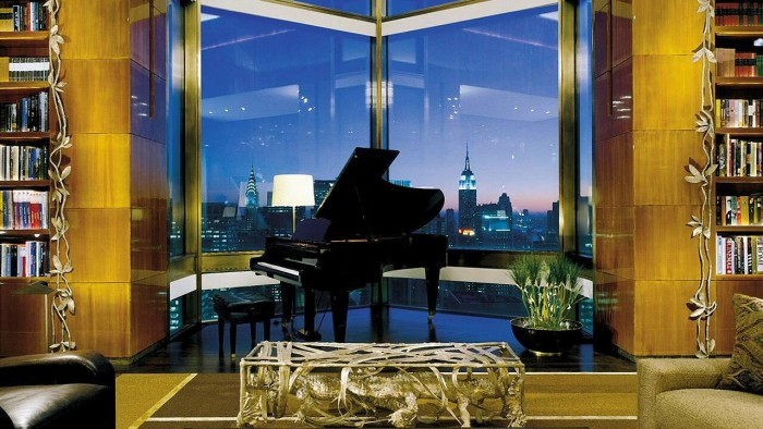 Most Extravagant Hotel Suites - Ty Warner Penthouse