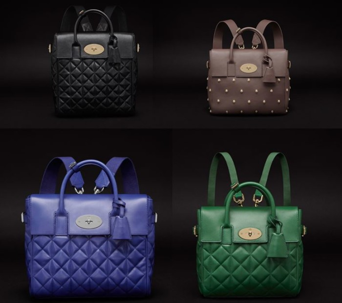 Mulberry Cara Delevingne Collection 7