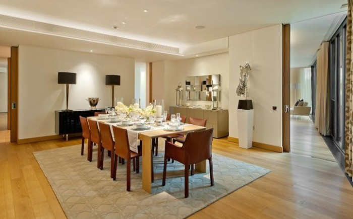 One Hyde Park London rental 3