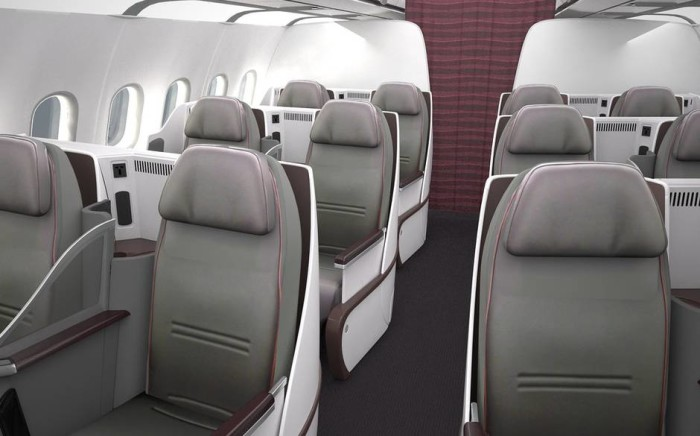 Qatar Airways - All Business Class 1