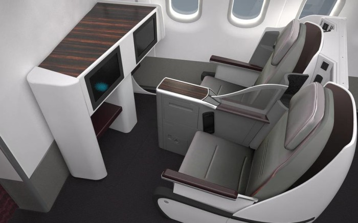 Qatar Airways - All Business Class 2