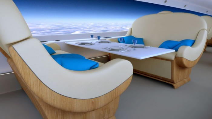 S-512 Supersonic Jet Windowless Cabin 2