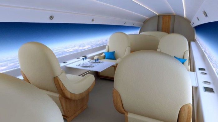 S-512 Supersonic Jet Windowless Cabin 3