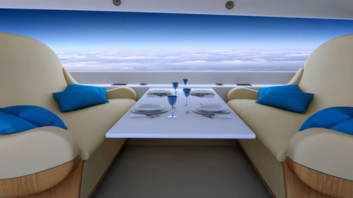 S-512 Supersonic Jet Windowless Cabin 4