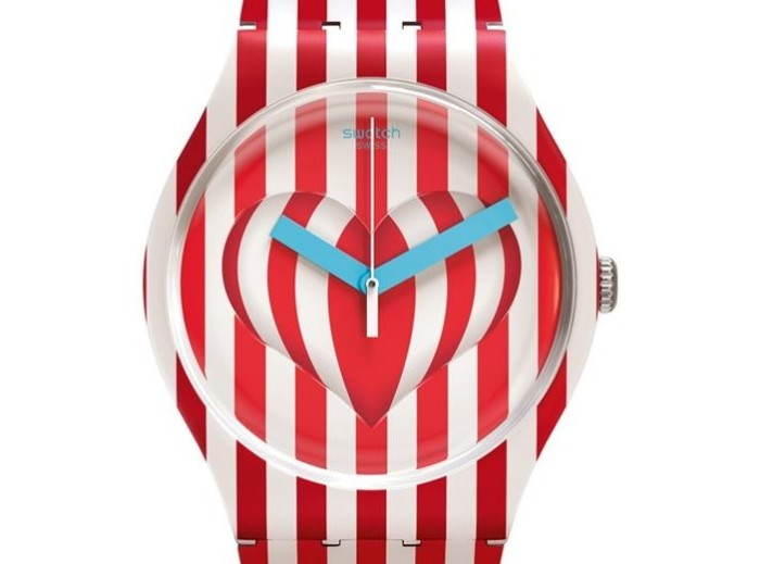 Swatch Sweet Valentine 1