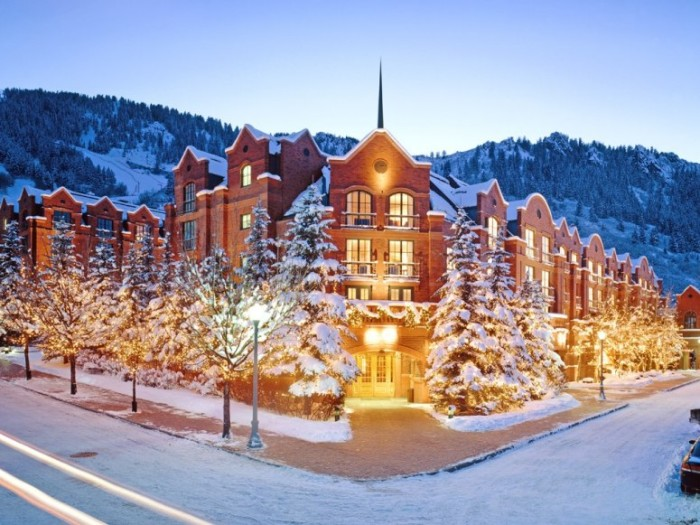 Top 5 Ski Resorts And Ski Hotels - The St. Regis Aspen CO