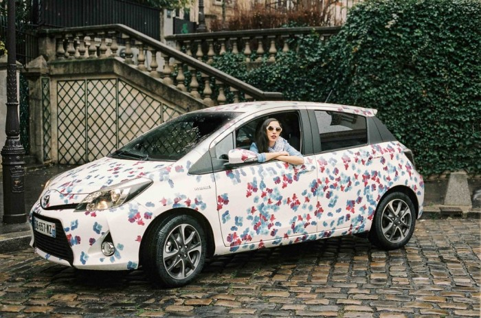 Toyota Capsule On the Road campaign 1