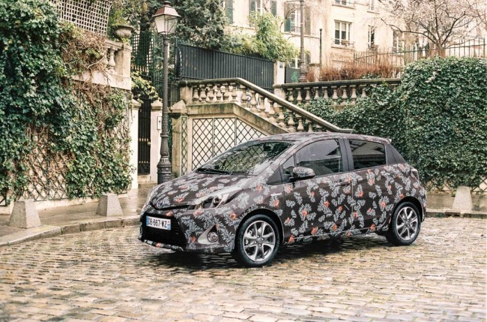 Toyota Capsule On the Road campaign 2