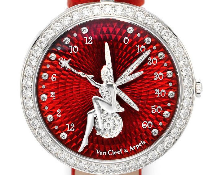 Van Cleef & Arpels - Lady Arpels Féérie Rouge 1