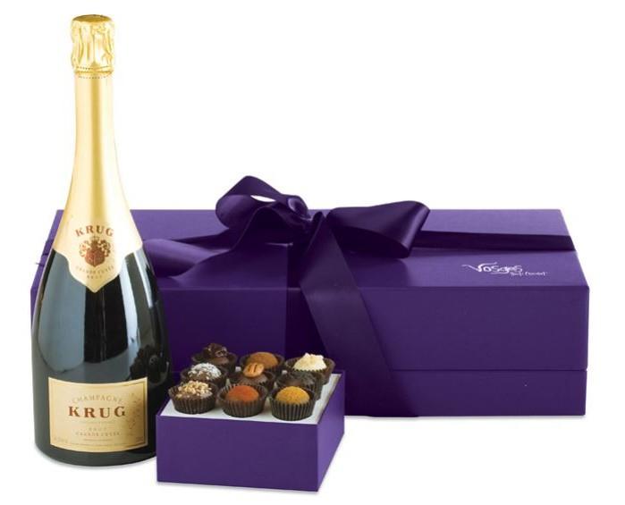 Vosges Haut-Chocolat - Valentine's Day chocolate 1