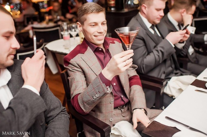 World's Most Expensive Cocktail Reka Moscow 3