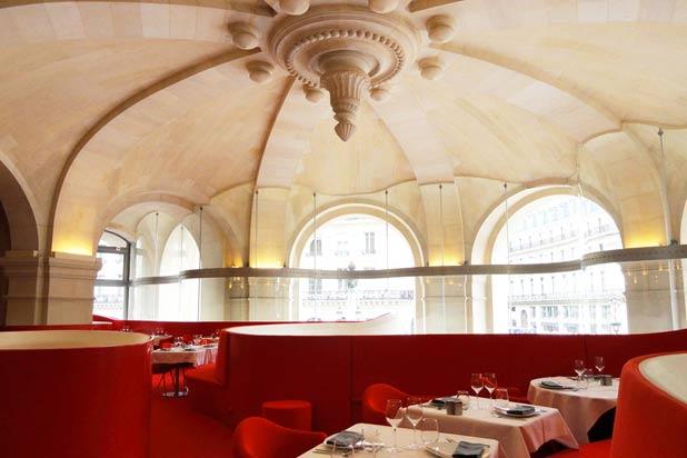 10 Most Beautiful Restaurants In The World - L'Opera, Paris 6