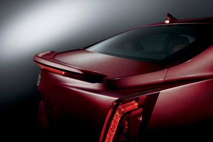 2014 Cadillac ATS Crimson Sport Edition 4
