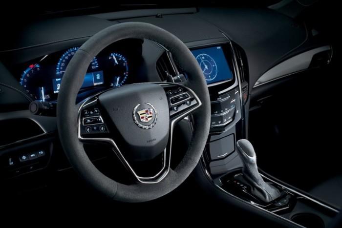 2014 Cadillac ATS Crimson Sport Edition 5