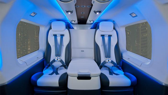 Airbus EC145 Mercedes-Benz Style 10