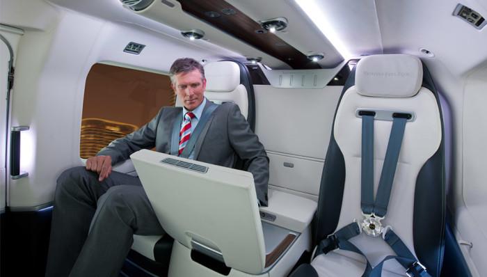 Airbus EC145 Mercedes-Benz Style 11
