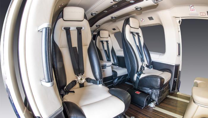 Airbus EC145 Mercedes-Benz Style 16