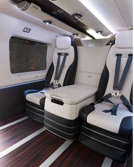 Airbus EC145 Mercedes-Benz Style 6