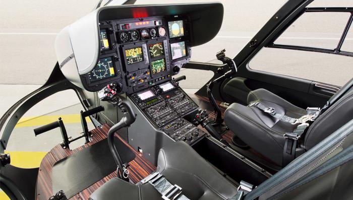 Airbus EC145 Mercedes-Benz Style 7