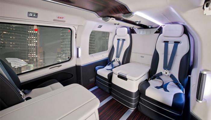 Airbus EC145 Mercedes-Benz Style 9