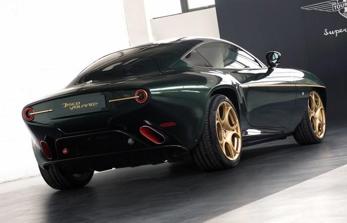 Alfa Romeo Disco Volante 2