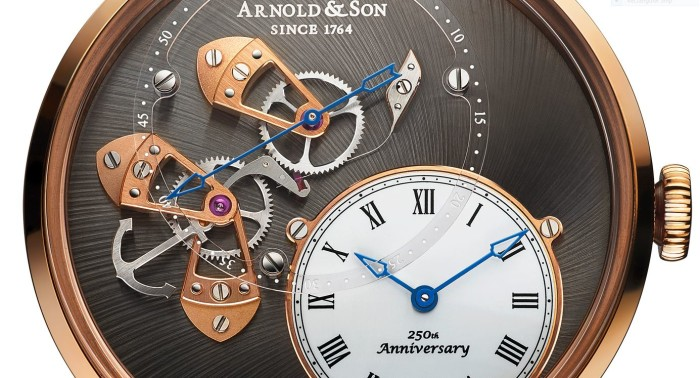 Arnold & Son - Dial Side True Beat 1