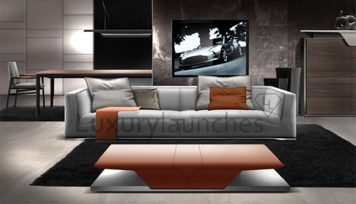 Aston Martin - Furniture 1