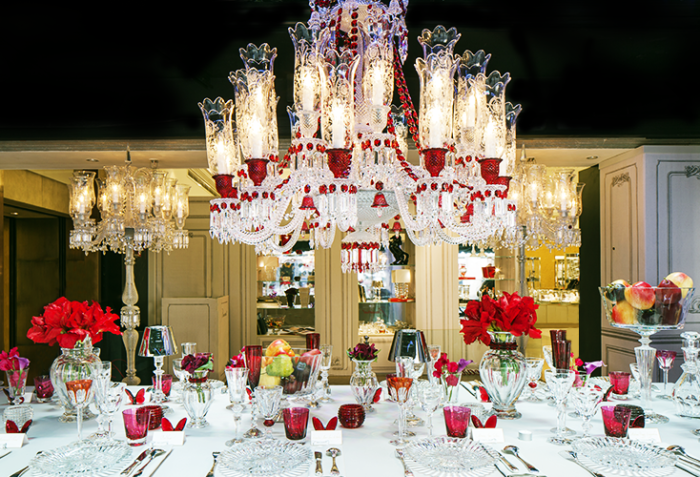 Baccarat 250th Anniversary At Harrods 2