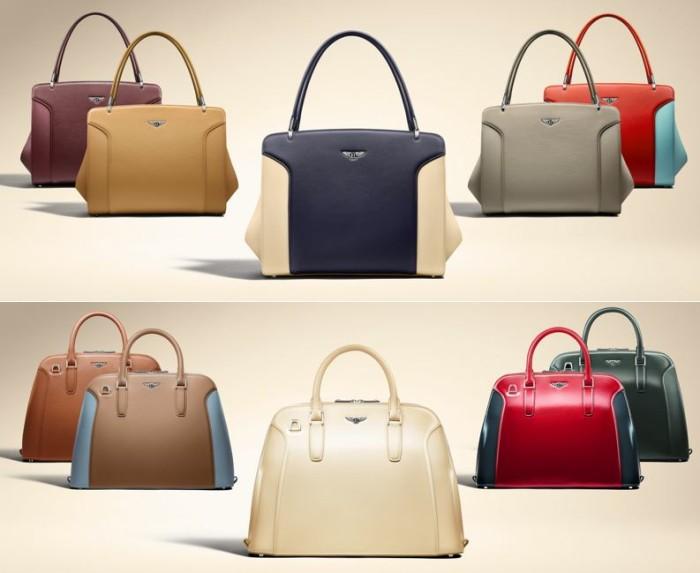 Bentley Capsule Handbag Collection 2014 - 1