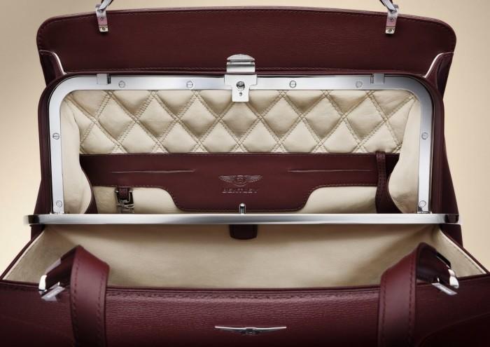 Bentley Capsule Handbag Collection 2014 - 10