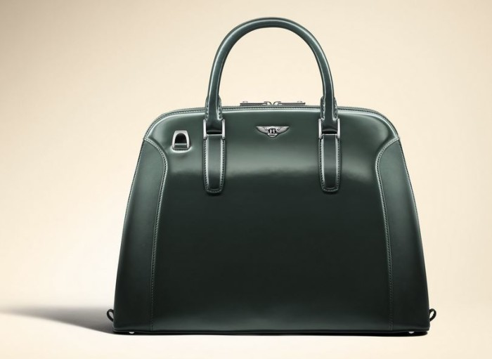 Bentley Capsule Handbag Collection 2014 - 15