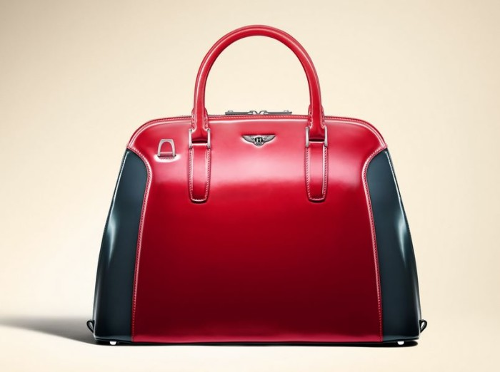 Bentley Capsule Handbag Collection 2014 - 17