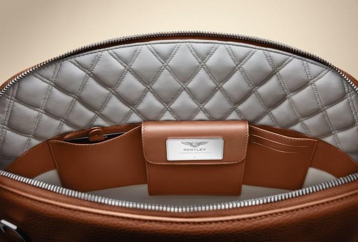 Bentley Capsule Handbag Collection 2014 - 21