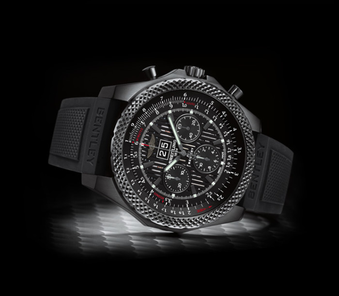 Breitling-Bentley 6.75 Midnight Carbon 3
