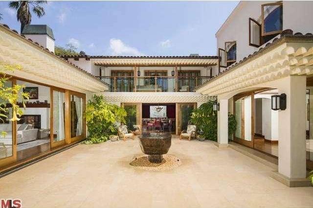 Bruce Willis Beverly Hills Hacienda 13