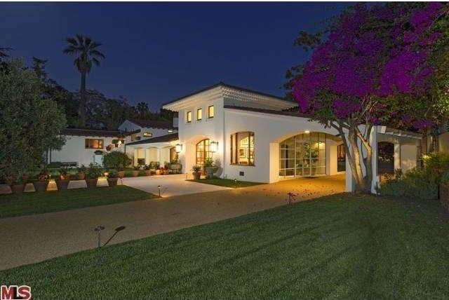 Bruce Willis Beverly Hills Hacienda 24