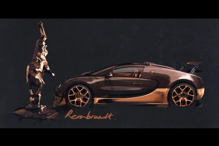 Bugatti - Legend Rembrandt Bugatti 15