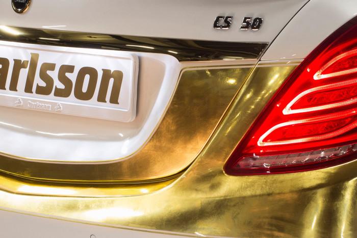 Carlsson CS50 Versailles Mercedes S Class 10