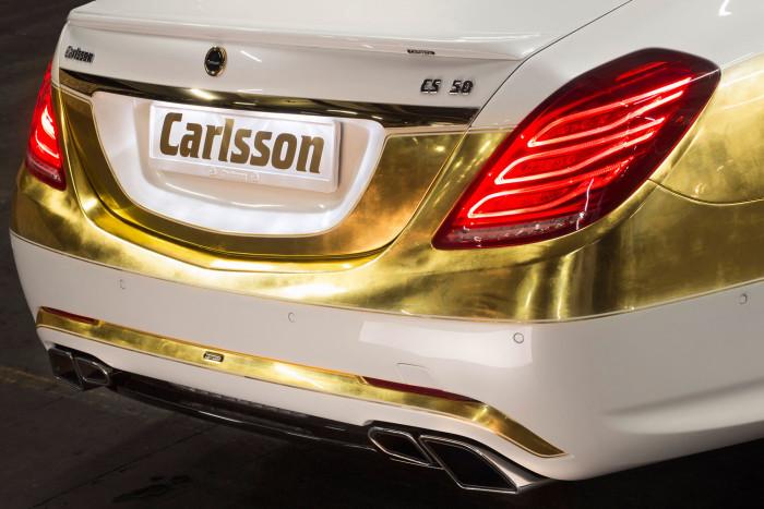 Carlsson CS50 Versailles Mercedes S Class 11